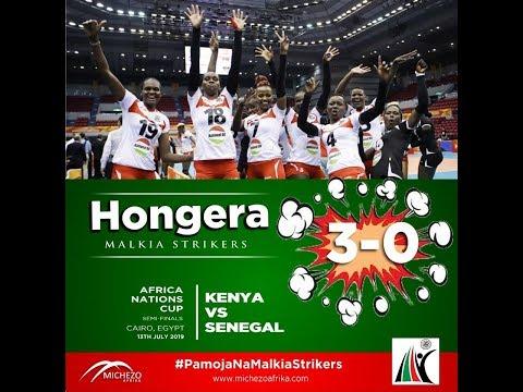 THE SEMI FINAL JOURNEY: KENYA VS SENEGAL