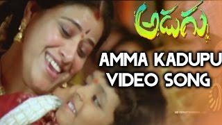 Adugu Movie Amma Kadupu Video Song || Samarendra, Richa Sony