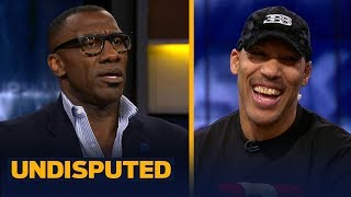 Download LaVar Ball claims Lonzo is better than LeBron, talks Luke Walton on the hot seat   NBA   UNDISPUTED Mp3 and Videos