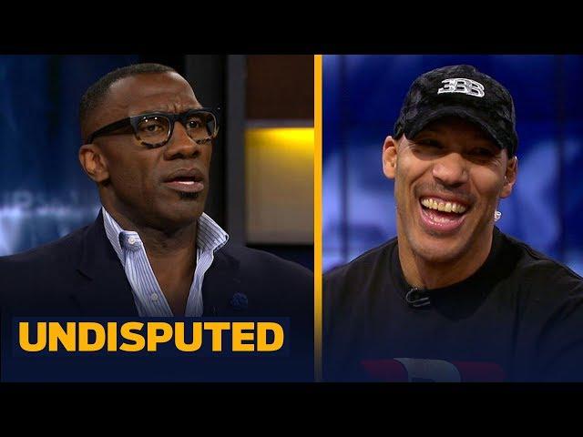 e1310ac929c Los Angeles Lakers  Lonzo Ball better than LeBron James says LaVar Ball