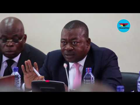 Highlights: Bank of Ghana appears before Public Accounts Committee (1)