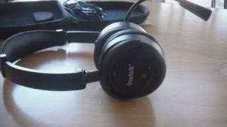 Skype Freetalk Freedom Wireless Headset Review & Giveaway  Booredatwork