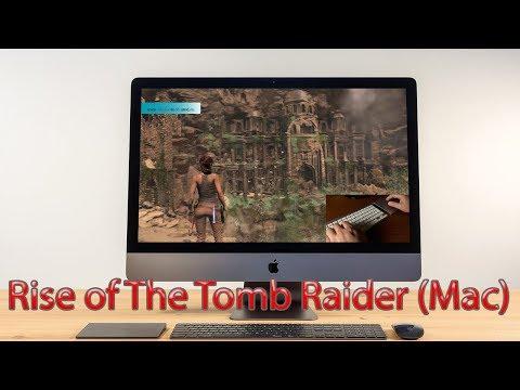 Rise of the Tomb Raider Mac - macOS High Sierra 10.13.4 Hackintosh
