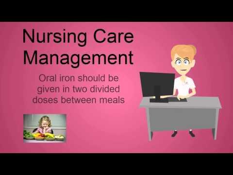 Iron Deficiency Anemia with Nurse Sandy