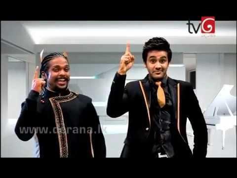 Lahiru Perera (La Signore) - Rambari (2nd VERSION/REMIX) at Derana Music Video Awards 2014