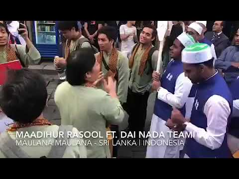 Maulana Ya Maulana | Maadihur Rasool ﷺ Ensemble ft. Dai Nada Team | Cairo, Egypt.