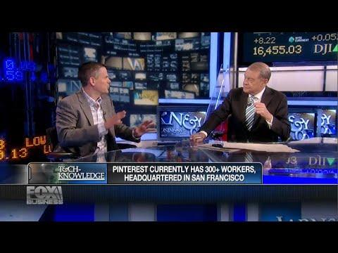 Ted Murphy Varney & Co : Pinterest & Uber