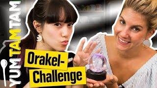 Das ORAKEL BESTRAFT uns! // Orakel-Challenge #3 // #yumtamtam