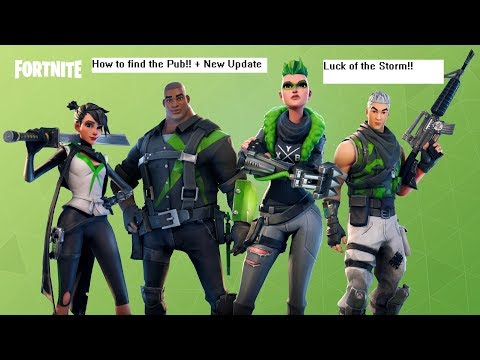 Fortnite Save The World, How to find the pub in detail!!!
