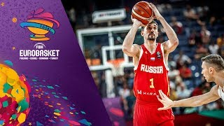 Video Aleksei Shved (27pts, 12asts) once again the key man for Russia! download MP3, 3GP, MP4, WEBM, AVI, FLV Januari 2018