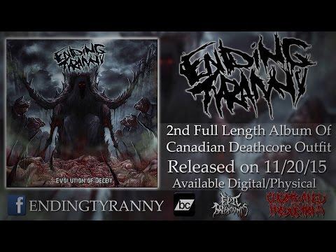 Ending Tyranny- Evolution of Deceit [2015] (Full Album Stream)
