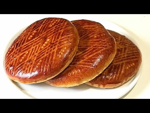 Карабахская Кята (Гата)  Лепёшка из  к / ф
