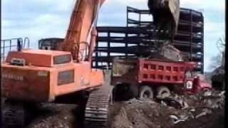 Big Construction Machines New Preview for kids video