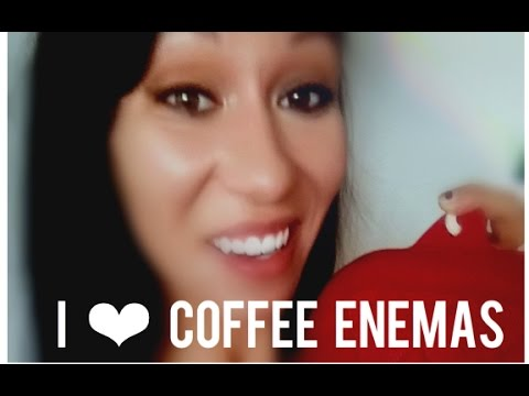 ツ Coffee Enemas Changed My Life!