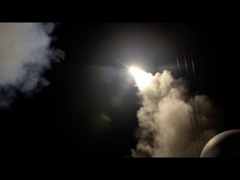 Will Syria, Russia respond to US airstrike?