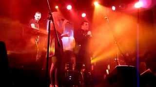 ILLUMINATE - NEUE REGEL live @ K17 Berlin 06.11.2015 GeZeichnet