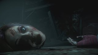 Until Dawn Ashley Death / Investigate The Voice in the Tunnels