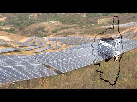 Energie solaire : la Corse accueille la centrale électrique du futur