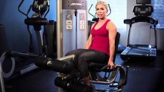 Life Fitness Optima Series Leg Extension Curl Instructions