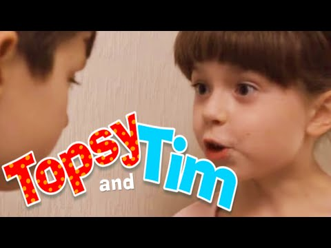 Topsy & Tim 128 - WIDE AWAKE | Topsy and Tim Full Episodes