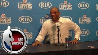 Doc Rivers on Lou Williams' All-Star bid: I'd vote for him | NBA on ESPN