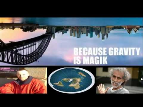 Flat Earth Is Not The Psyop, The Globe Is - Santos Bonacci &