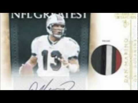 2010 National Treasures Football Box Break
