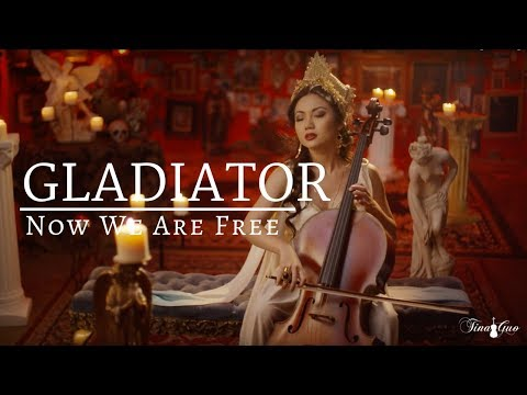 Now We Are Free Gladiator Main Theme  Tina Guo