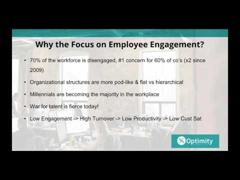 Employee Engagement Best Practices 2017