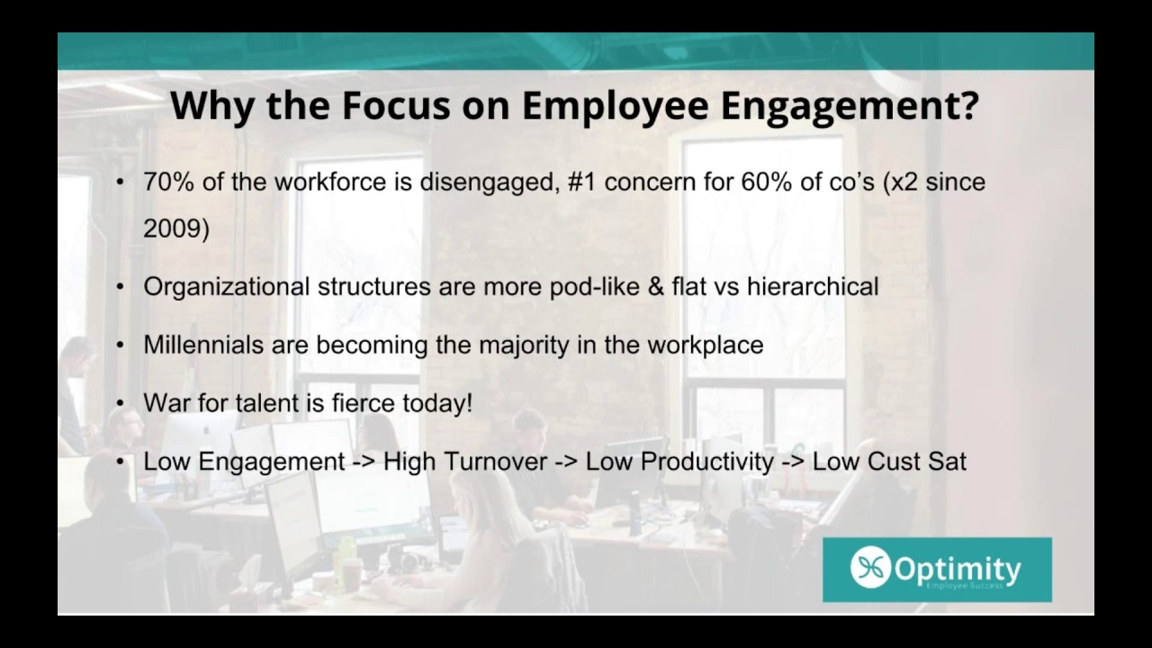 Employee Engagement Best Practices 2017 Youtube