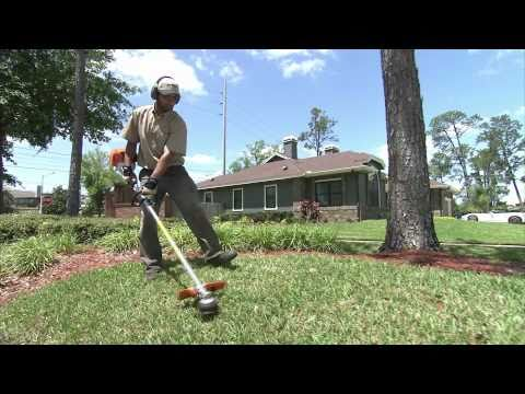 Landscapers Discuss STIHL Outdoor Power Equipment