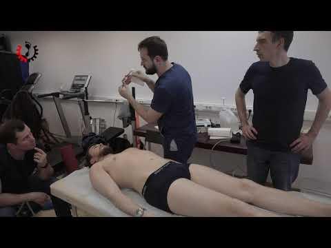 Ударно-волновая терапия при Тендините длинной головки бицепса.