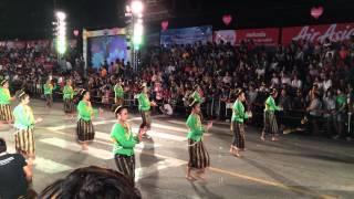 ウボンラチャタニ県のお祭り キャンドルフェスティバル その6  เทศกาลแห่เทียนพรรษา ::: candle festival ,Ubon Ratchathani,Thailand