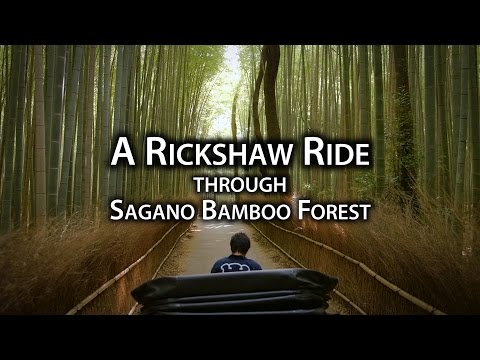 Places to Go: Sagano Bamboo Forest (Chikurin)