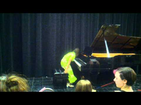 P and Leticias Piano recital May 12