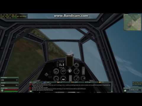 Flying Axis Wwii Online  Bf109 F4,  Bf109 G6 Battleground Europe Hotrod