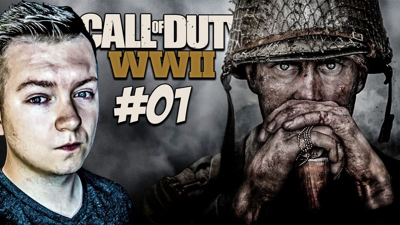 CALL OF DUTY: WWII #01 – OSTRA JATKA! | Vertez Gameplay PL | 1080p60fps | COD WW2