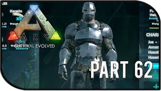"ARK: Survival Evolved Gameplay Part 62 - ""FLAK/METAL ARMOR, ELECTRICAL GENERATOR!"""