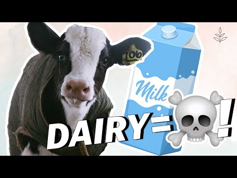 The Dairy Industry Is DEAD | LIVEKINDLY