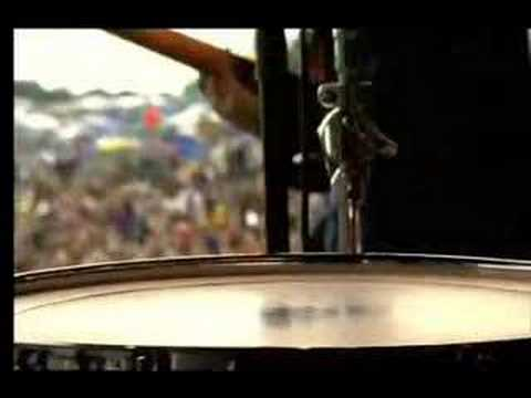 The Coral - In The Morning (Live at Glastonbury 2007)
