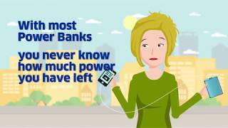 LCD Power Banks | Increased capacities for your daily energy needs | VARTA
