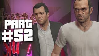 Grand Theft Auto 5 Gameplay Walkthrough Part 52 - Construction Assassination (GTA 5)