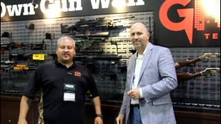 SecureIt Tactical at the NRA Annual Meeting 2017