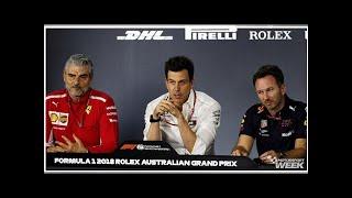 Formula 1: Liberty needs to say