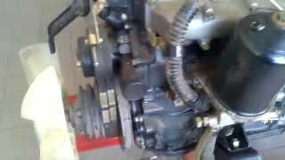 Mitsubishi 6 cylinder turbo diesel engine (monster)