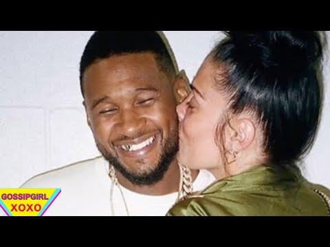 Usher Raymond Has A New Girlfriend I Mean A New Boo - Congrats