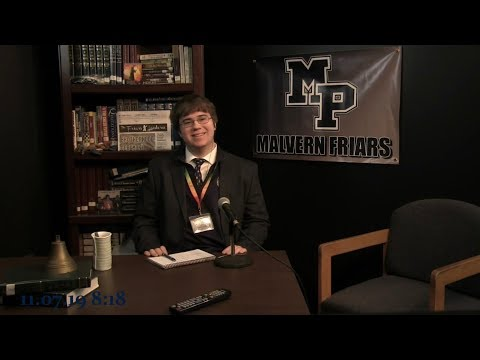 Malvern Preparatory School Morning Announcements 2019-20