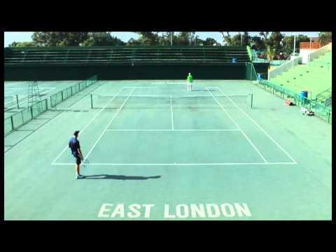 Jean Coetzee - Tennis