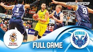 Filou Oostende v Donar Groningen - Round of 16 - Full Game - FIBA Europe Cup 2019