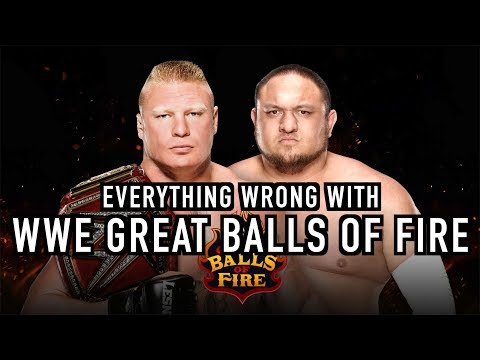 Episode 243: Everything Wrong With WWE Great Balls Of Fire